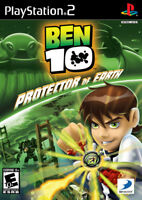 Ben 10: Protector of the Earth PS2 New Playstation 2