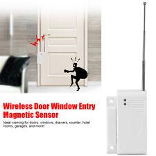 433MHZ Sistema Allarme antifurto con sensore magnetico per casa porta e finestra
