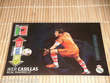 Panini Adrenalyn XL Champions League 2012/2013 Iker Casillas - Real Madrid