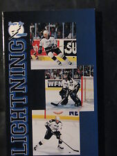 1994-95 Tampa Bay Lightning NHL Media Guide