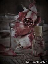 PINK ROSES Potion Ritual Oil Anointing Oil Elixir Love ~ Wicca Witchcraft Pagan