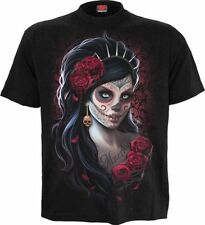 Rock Cotton T-Shirts for Men Spiral
