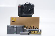 Nikon D4S DSLR 16.2MP Digital Camera Body #705