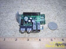 DELL R8205 OPTIPLEX GX520 GX620 SFF I/O USB/AUDIO CONTROL PANEL/BOARD CN-0R8205
