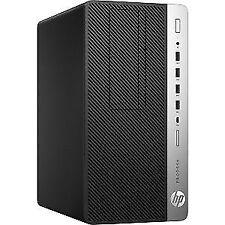 HP 4hm51ut#aba Business Desktop ProDesk 600 G4 Computer - Intel Core I5 8th