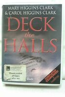 Deck the Halls by Mary &Carol Higgins Clark: Unabridged Cassette Audiobook (LL5)