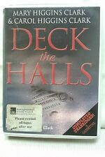 Deck the Halls by Mary &Carol Higgins Clark: Unabridged Cassette Audiobook (LL5)