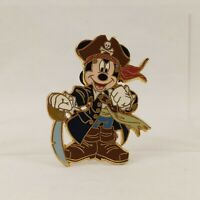 Pirates of the Caribbean - Captain Mickey Mouse Disney Pin 45872