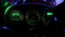 GREEN YAMAHA XJ900S DIVERSION  led dash clock conversion kit lightenUPgrade