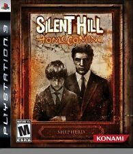 Silent Hill: Homecoming [PlayStation 3 PS3, Psychological Survival Horror] NEW