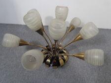 Sputnik Lampe 50er Jahre Vintage Lamp