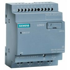 Siemens LOGO! New Sealed 6ED1052-2HB08-0BA0 Logic module, 24VDC, USA SHIPPER