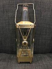 Swiss Harmony Inc Decorative Whiskey Glass Bottle Lantern Music Box