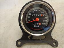 Harley Davidson Sporster FXR mechanischer Tacho Tachometer mit Halter