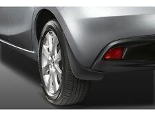Genuine Mazda 2 Front & Rear Splash Guards Combo Pack  2011-2014  OE OEM