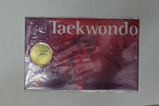 Australia SYDNEY OLYMPIC 2000 SHELL TAEKWONDO MEDAL  (SC7/C1)