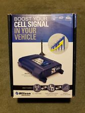 New Wilson Cellular Vehicle 4G Cell Signal Booster 460108 Supports all carriers