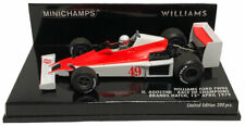 Minichamps Williams FW06 Race Of Champions 1979 - Giacomo Agostini 1/43 Scale