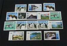 nystamps British Australian States South Georgia # 166//193 MOGNH $34 A9y1390