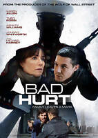 Bad Hurt (DVD, 2016, Widescreen) Usually ships within 12 hours!!!
