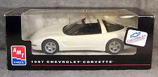 PROMOTIONAL MODEL ~ 1997 CORVETTE ~ WHITE ~ 1/25