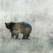 Ken Roko: Compatible Oso 2 Imagen Terminada 50x50 Mural Wild Animales moderno