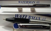 Waterman HEMISPHERE Rollerball  Edelstahl ( altes Modell )