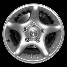 Chrysler Dodge Jeep Wheel Touch Up Paint Sparkle Silver PAK Ram