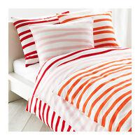 New Ikea Springkorn Duvet Cover Amp Pillowcases Pink Red