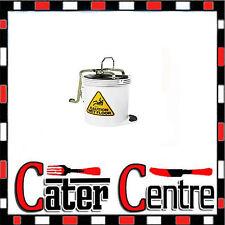 16 Litre Heavy Duty Mop Bucket 5 Color Option with castors