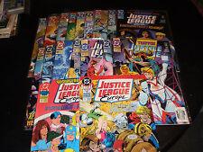 Dc Comics Justice League Europe 18 Issues JLE JLA JLI