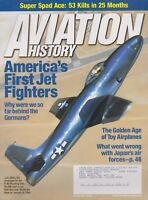 Aviation History (September 2006) (SPAD Ace, XP-80, Bell P-59, Toy Planes)