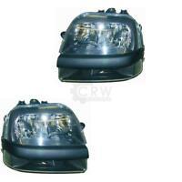 Scheinwerfer Set (rechts & links) Fiat Doblo Bj. 01-05 H1+H7 1070750