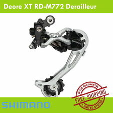 Shimano Deore XT RD-M772-SGS Bike Derailleur Shadow Long Cage MTB -9 Speed