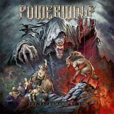 POWERWOLF - The Sacrament of Sin (Deluxe Edition) [2 CD] (Sealed)