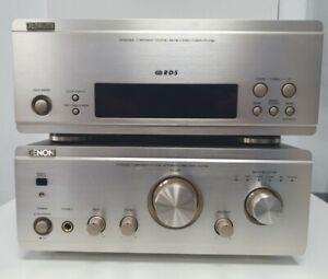 Denon UPA-F88 Integrated Stereo Amplifier + UTU-F88 Tuner hifi separates system