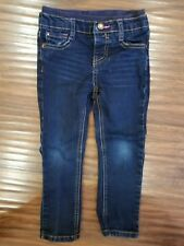 Size 4T Lee Denim Blue Skinny Jeans Girl