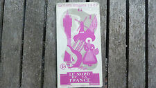 LES GUIDES RÉGIONAUX S.N.C.F. / LE NORD DE LA FRANCE  / 1939