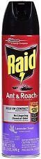 Raid Ant - Roach, Lavender Scent 17.5 oz (Pack of 2)