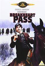 Breakheart Pass 2002 Charles Bronson, Ben Johnson, Richard NEW SEALED UK R2 DVD