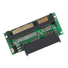 1.8 '' Micro SATA HDD SSD 3V à 2.5 Pouces 22PIN Mâle Prise SATA 5 V