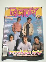 FACTORY Nº 3 Penelope Trip SUICIDE Ministry THERAPY Los Bichos Rock POP MAG