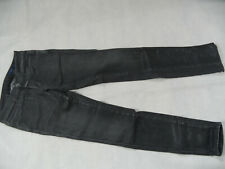 CLOSED coole slim fit Jeans PEDAL STAR grau silber Gr. 28 TOP KoS519
