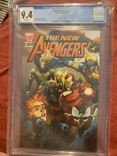 Avengers #27 CGC 9.4 Leinil Yu Incentive Cover Clint Barton New Ronin 1:100