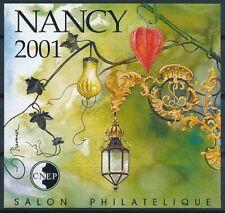 Bloc CNEP 33** Nancy 2001 non dentelé