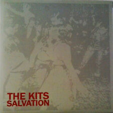 "THE KITS Salvation 7"" . sonics nervous eaters hives saints hives kings of leon"