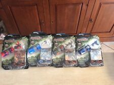 Rarissima serie completa Monsuno Combat Chaos Deluxe Booster 2013 da collezione