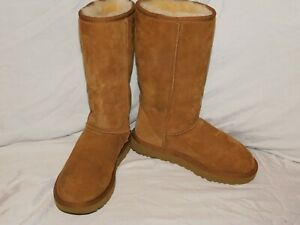 NEW UGG BROWN BOOTS SIZE 6US 4UK 37EU