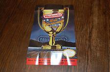 THOR AUCKERLUND Signed NES Nintendo World Championships NWC 1990 Promo Poster
