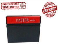 DIY 600 in 1 Master System Game Multi Cartridge USA EUR SEGA Master Console Card
